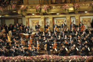 Vienna Philharmonic / Wiener Philharmoniker - Foto by Terry Linke seen on http://on.fb.me/Z0jO2L