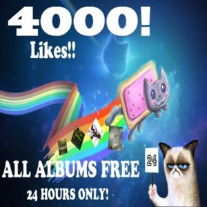 4000LikeFreeAlbums_TheSecessionStudios