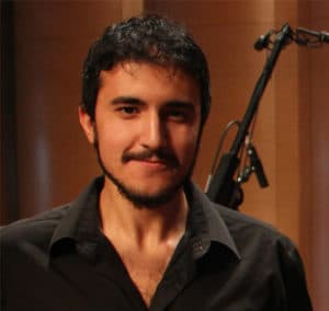 Designer and Composer Walid Feghali.