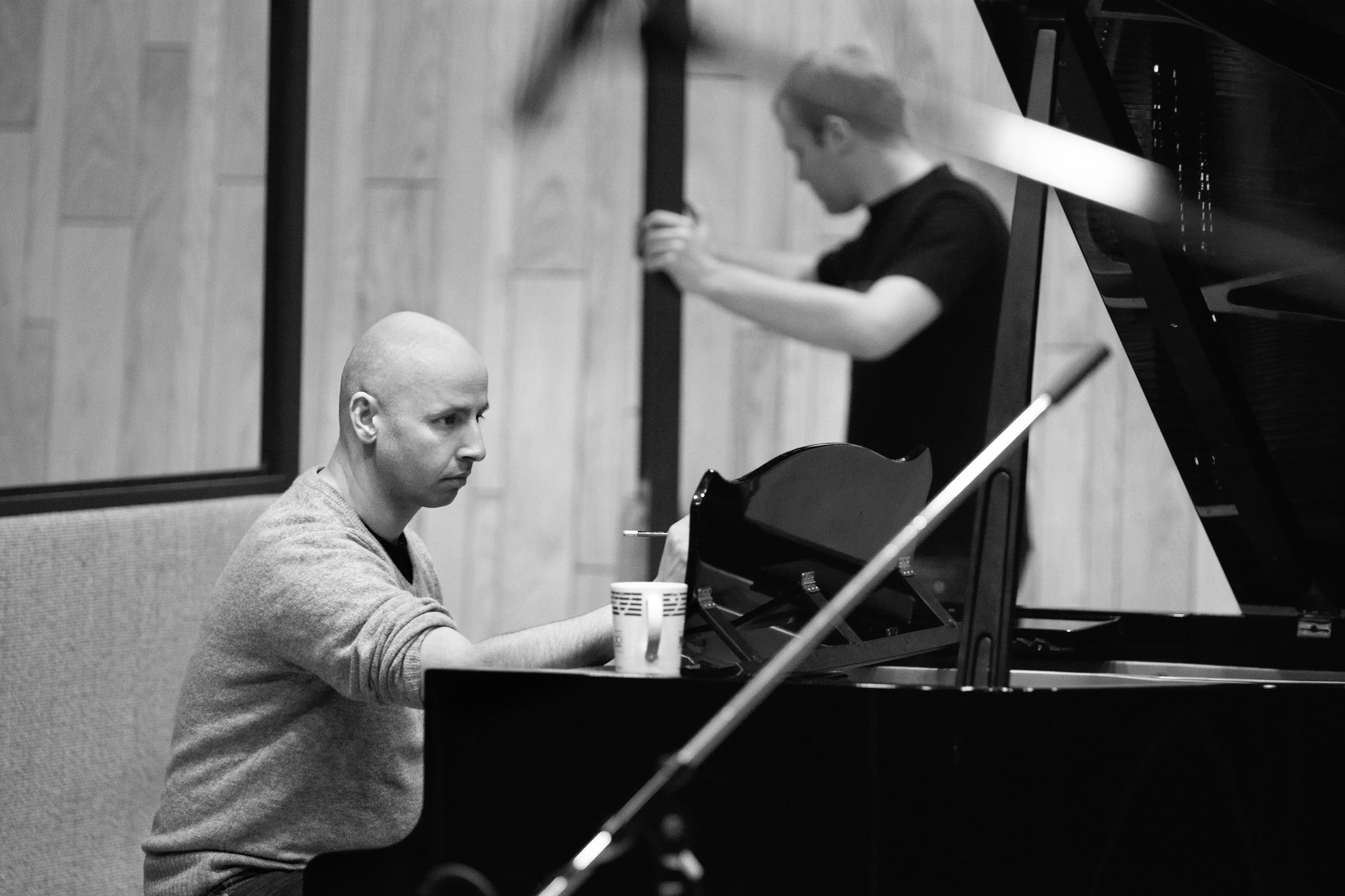 Dominik Scherrer at Angel Studios London