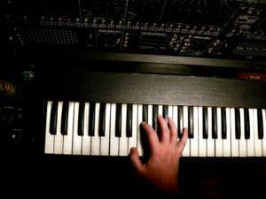 dave porter keyboard