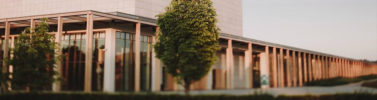 The European Krzysztof Penderecki Centre for Music. (Photo Credit: Michal Ramus)