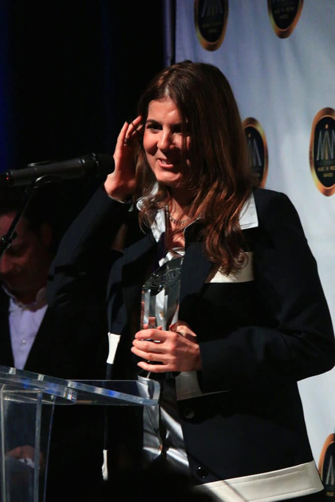"Nora Felder won in the category ""Outstanding Music Supervision - Television"" for her work on Stranger Things."