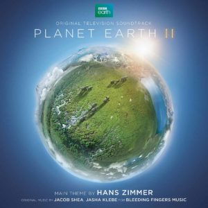The soundtrack for Planet Earth II will be available on November 11th.