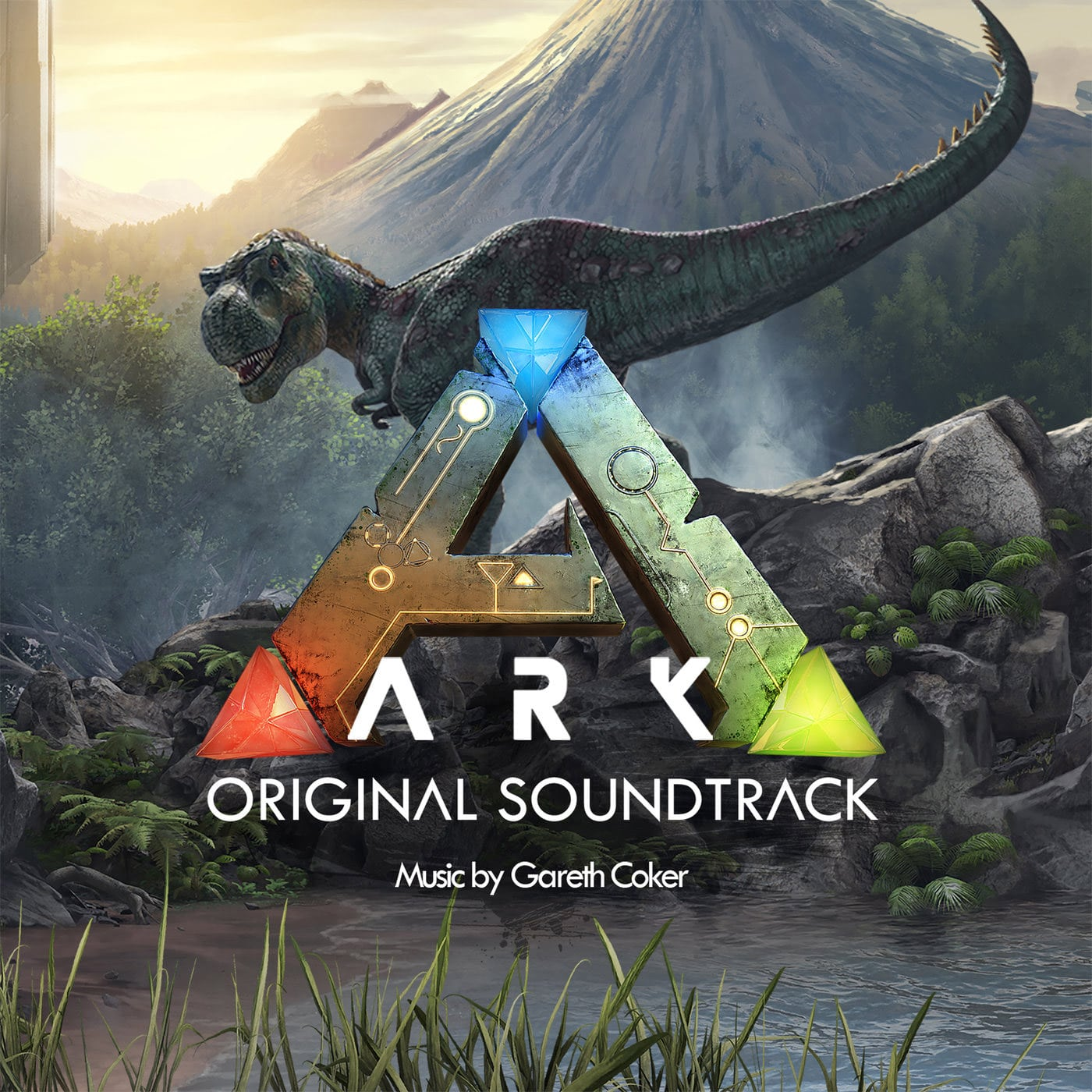 ARK: Survival Evolved soundtrack by Gareth Coker out now