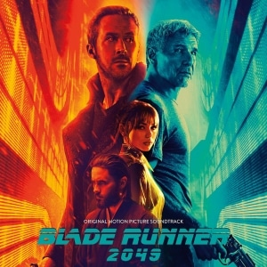 Hans Zimmer's and Benjamin Wallfisch's soundtrack for Blade Runner 2049 is out now.