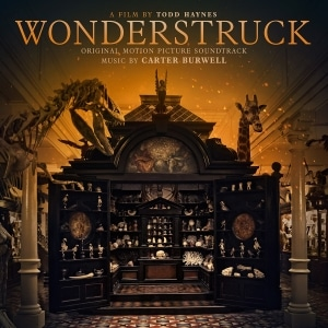 Lakeshore Records will release the WONDERSTRUCK - Original Motion Picture Soundtrack digitally October 20th and on CD/LP later this year.