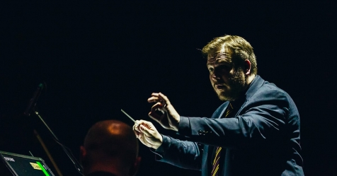 Orchestra Conductor's Gestures Explained