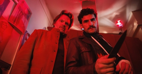 Joe Kraemer on composing the music for Comrade Detective