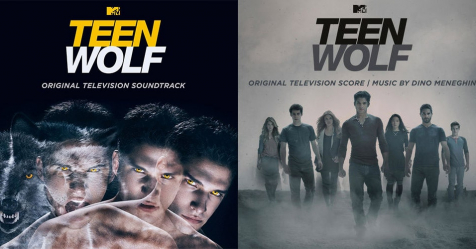 Teen Wolf soundtrack and score out now