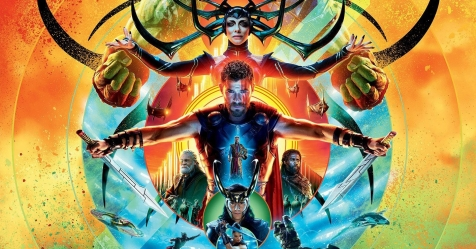 Thor Ragnarok by Mark Mothersbaugh (Soundtrack Review)